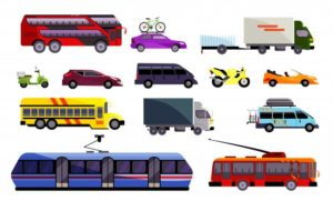Means of Transport - Class 3 - Playquiz2win for Kids