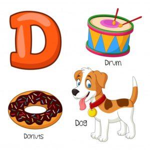 Alphabet D