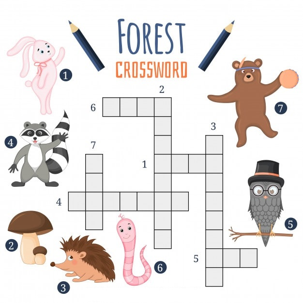 Crossword No. 1