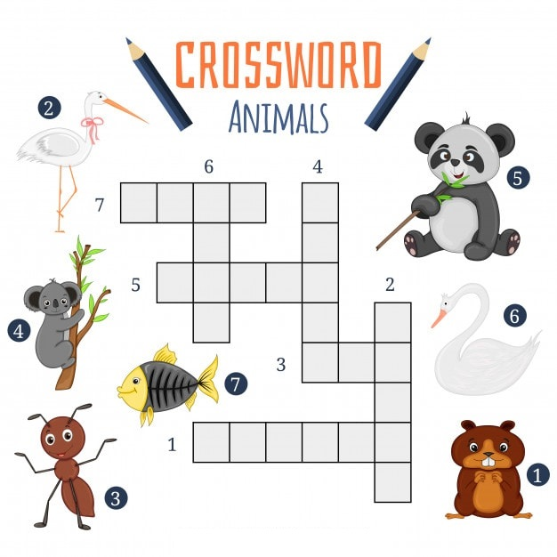 Crossword No. 4