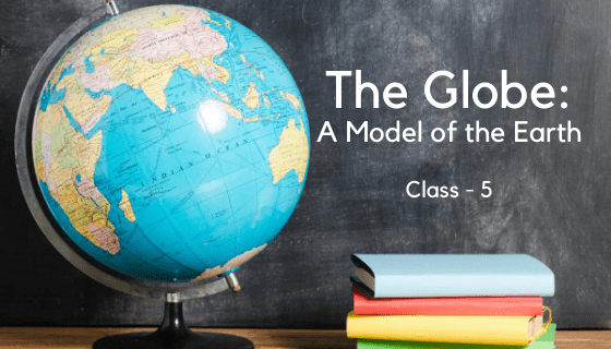 Globe Model of Earth