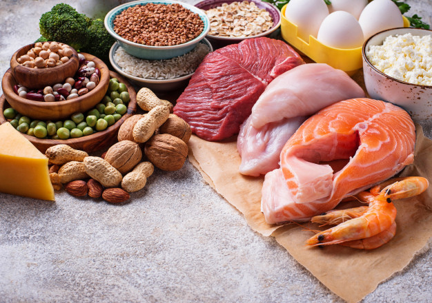Food Rich in Proteins